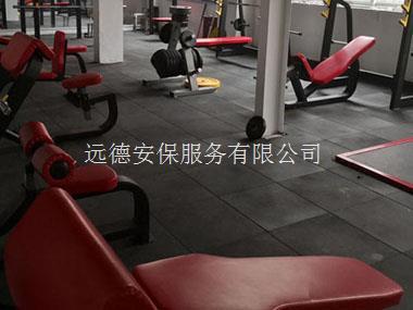 西安企业雇maxbet万博万博官方网站链接举行中秋庆典,保全场安全